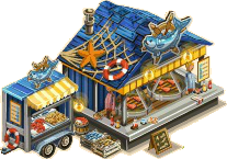 Fish booth