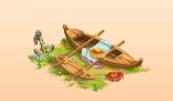 Sdsee-Fischerboot