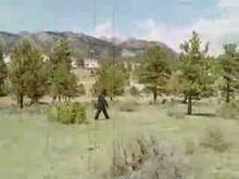Estes Park Bigfoot