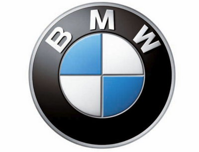 Yeallow bmw
