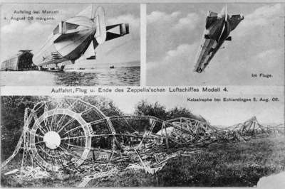 Zeppelin LZ5