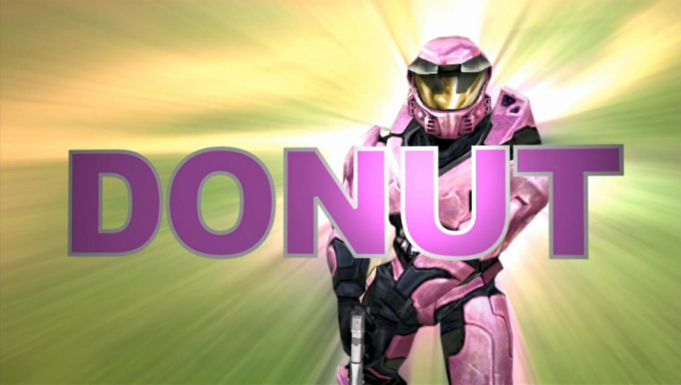 Donut (Red vs  Blue) | Biggest Wikia | FANDOM powered by Wikia
