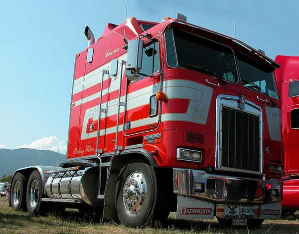 Truckdrivinman