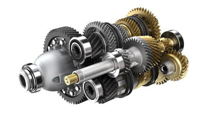Literallly a gearbox