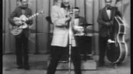 Elvis presley-hound dog
