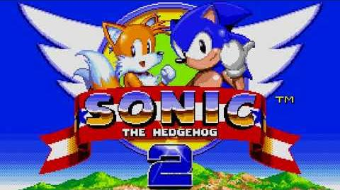 Chemical Plant Zone - Sonic The Hedgehog 2