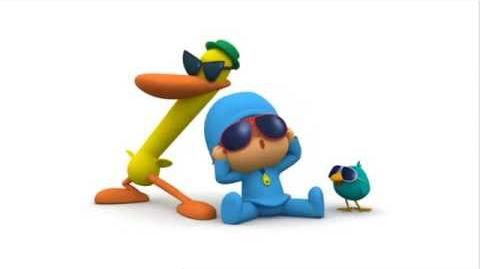 Pocoyo - Mr Big Duck (HQ)