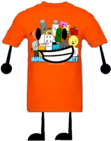 Inanimate Insanity Shirt