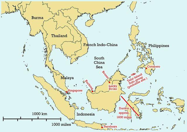 Borneo AO