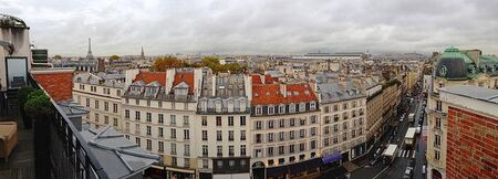Rue du Bac panorama