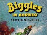 Biggles in Borneo