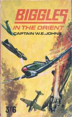 Biggles in the Orient-Armada