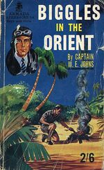 Biggles in the Orient-1963