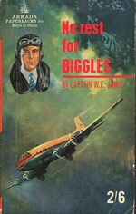 No rest for Biggles-1963