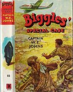 Biggles Special Case-1963-first