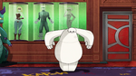Baymax dance 4