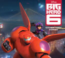 Big Hero 6 Cinestory Comic