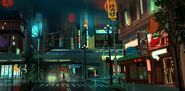 Big Hero 6 Concept Art 04