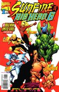 Sunfire & Big Hero 6 No.1
