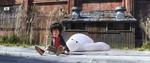 Hiro & Baymax Fall