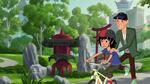 Tadashi Hiro bike