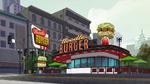 Noodle Burger Restaurant