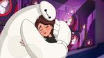 Cass hug