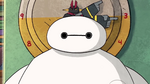 Baymax back from protocol