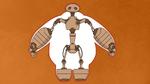 Baymax exo-skeleton