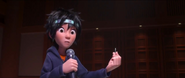Hiro With The Microbots