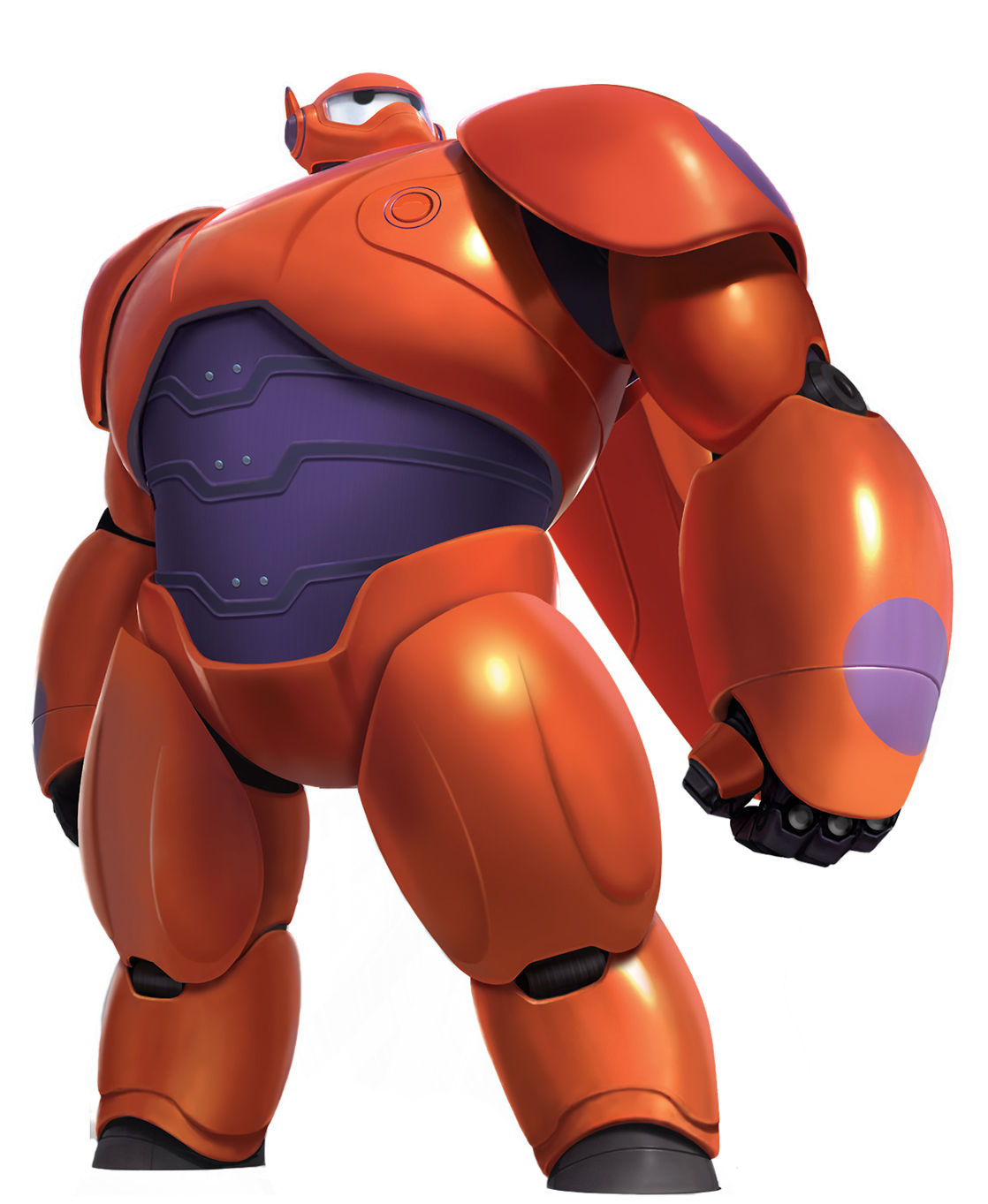 "1 Red 2014 15/"" Baymax Mech Bay Max Big Hero 6 Soft Plush Doll  for 3+"