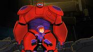 Fred's Bro-Tillion Hiro & Baymax