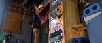 Hiro vending machine