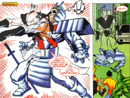 Everwraith attacks Silver Samurai