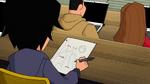 Hiro draws Baymax