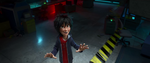 Excited Hiro