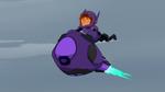 Hiro rides Skymax