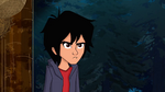 Frowning Hiro