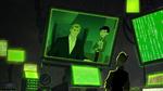Obake spying on Krei