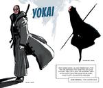 Yokai concepts 1