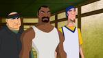 Three thugs