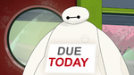 DUE TODAY