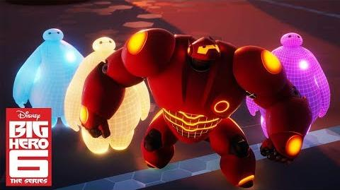 Baymax Dreams of Too Many Baymaxes Big Hero 6 Disney Channel
