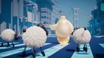 Baymax counting sheep