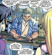 Wasabi cooks