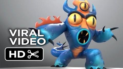 Big Hero 6 VIRAL VIDEO - Fredzilla (2014) - T.J. Miller Disney Animation Movie HD