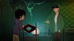 Hiro and Tadashi talk