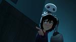 Hiro and Baymax skeleton