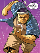 Wasabi football