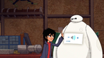 Baymax volume